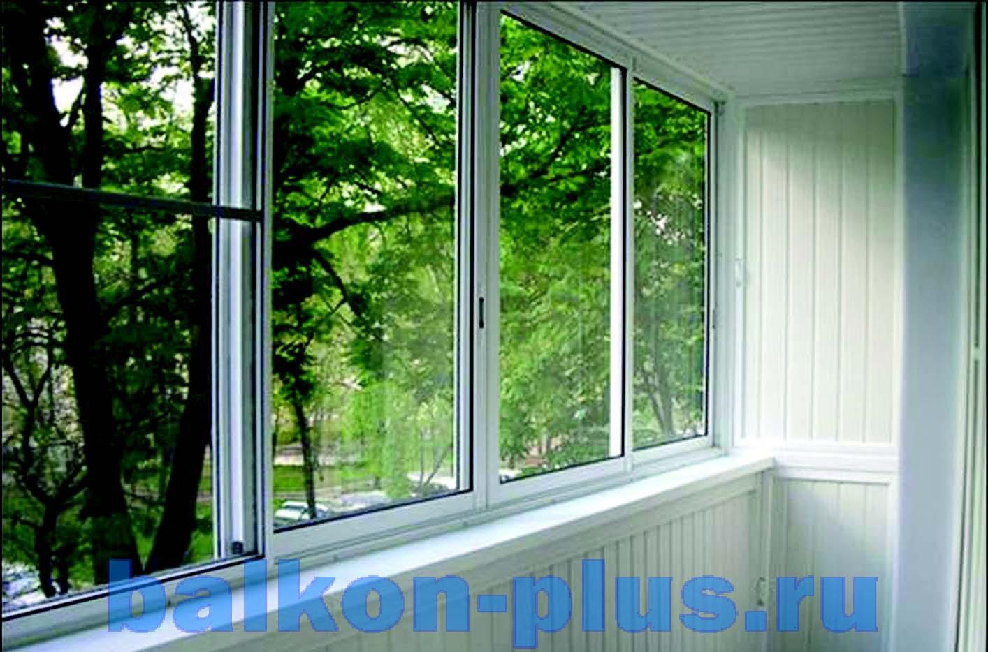 Балконные окна фото